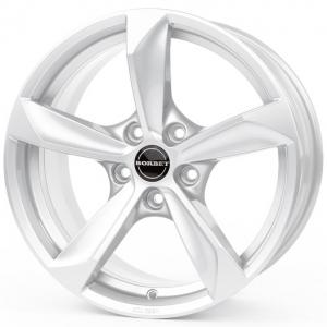 Borbet S Brilliant Silver 8.5x19 ET35 5x112
