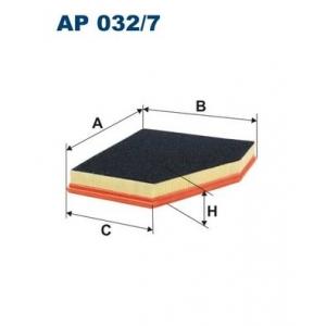 Õhufilter Filtron AP032/7 120kw, 130kw, 200kw, 210kw ✮✮✮✮✩