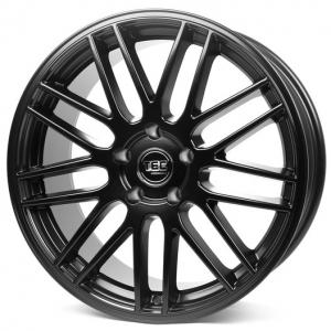 Tec Speedwheels GT-1  Schwarz Seidenmatt 8.5x19 ET35 5x112