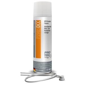 DPF /Catalyst Cleaner PRO-TEC  puhastusaine 400ml