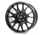 Borbet GTX Black Rim Polished Matt 8.5x19 ET35 5x112