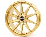Deluxe Wheels Manay K Tief Konkav Schwarz Matt Konturen Poliert 8.5x19 ET35 5x112