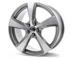 Alutec Pearl Carbon-Grau 8.5x19 ET35 5x112